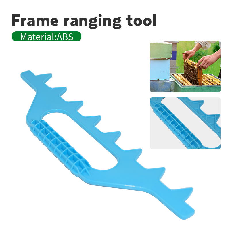 Apiculture Frame Spacer Bee Hive Frame Spacing Tool For Beekeeping Tools 1Pcs