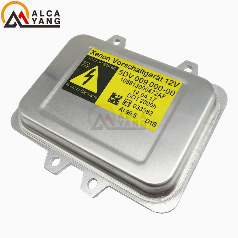 New D1S OEM Xenon HID Headlight Ballast Control Module for H-ella 5DV 009 000-00 цена