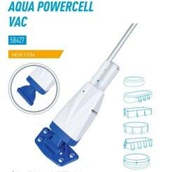 58427 Bestway Aqua Powercell Vac Reiniger Für SPAs & AGP Völlig Tauch Körper Vakuum Schutt Auf Pool/Spa Boden zu Reinigen Wasser