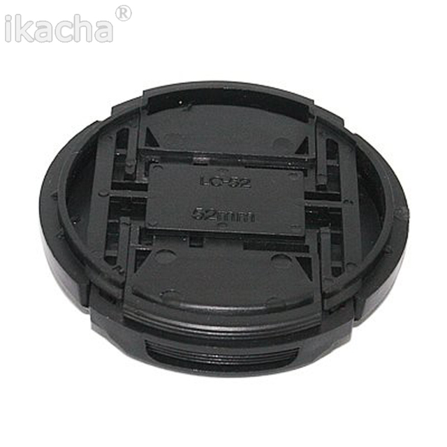 Universal 37 40.5 43 46 49 52 55 58 62 67 72 77 82mm Camera Lens Cap Protection Cover Lens Cover For Canon Nikon Sony Pentax
