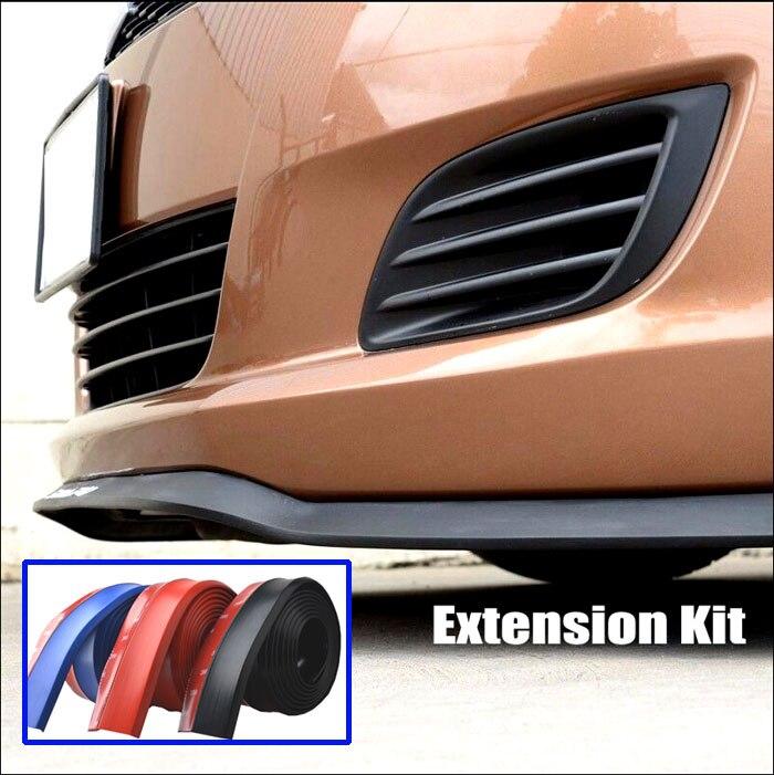 Aliexpress Com Buy 2 5m Roll Car Lip Skirt Protector