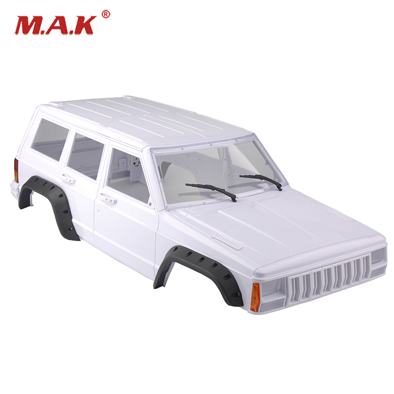 1/10 Sale  ABS Hard Plastic Body Shell Wheelbase 313mm 275mm for  Cherokee XJ SCX10 D90 RC4WD Car high quality rc rock crawler 1 10 crawler car shell for axial scx10 rc4wd d90 d110 hard plastic wheelbase 313 mm