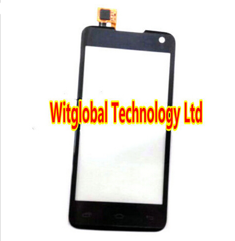 "Original New touch screen Digitizer For 4.5"" Micromax A94 Canvas Mad Touch panel Glass Sensor replacement Free Ship"
