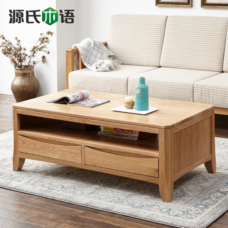 Online Buy Wholesale Oak Coffee Table From China Oak