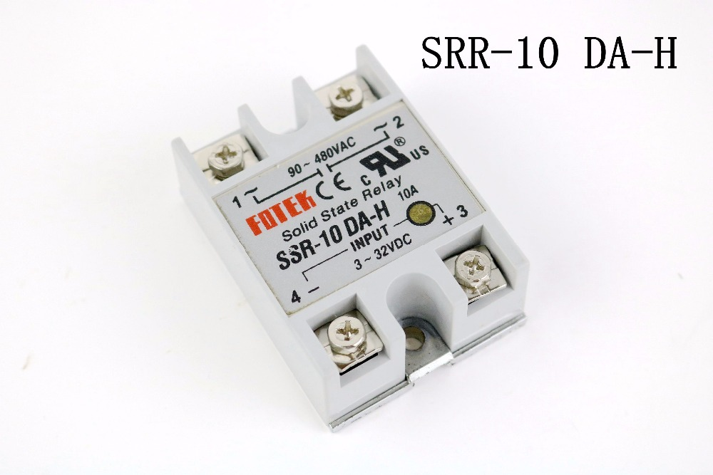 Solid State Relay H Bridge
