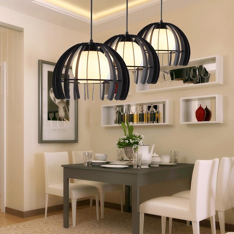 2016 Limitée Lamparas Moderne Pendentif Lampe Pour La Cuisine