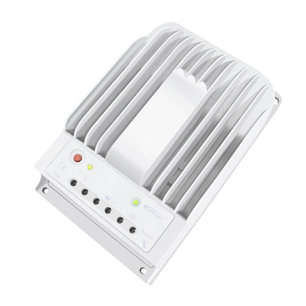 Tracer4215BN traceur solaire MPPT 40A contrôleur de Charge solaire 12/24 V contrôle de décharge de Charge d'énergie de Communication étendu