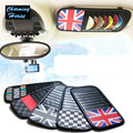 Car Interior Sun Visor Storage Bag CD Receive Bag DVD Disk Card Visor Case Folder Pocket for BMW Mini Cooper
