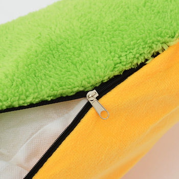 Hot Dog Bed various Size Large Dog Lounger Bed Kennel Mat Soft Fiber  5