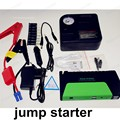big sale power bank for 12V car  mini best selling 50800mAH booster batteries car jump starter with pump 2 USB