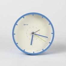Настольный ленивый креативный подвесной Настольный простой настольные часы ультра-тихий будильник Длинные
