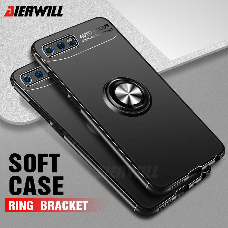 Case For Huawei Honor 9 case Holder Stand Magnetic Bracket Armor Ring Holder Bumper Back Cover For huawei Honor 10 lite case