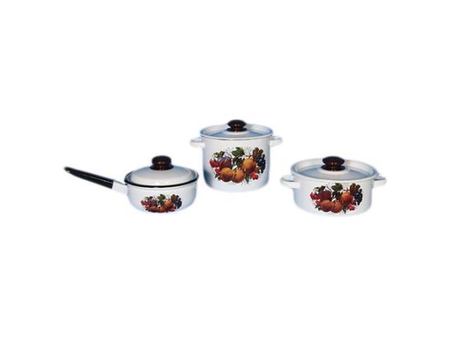 Набор посуды Сибирские товары, Йогурт, 26, 6 предметов