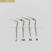 4 Color Dental Pen Heated Tip Needles For Endodontic Root Obturation Endo Wireless Gutta Percha System