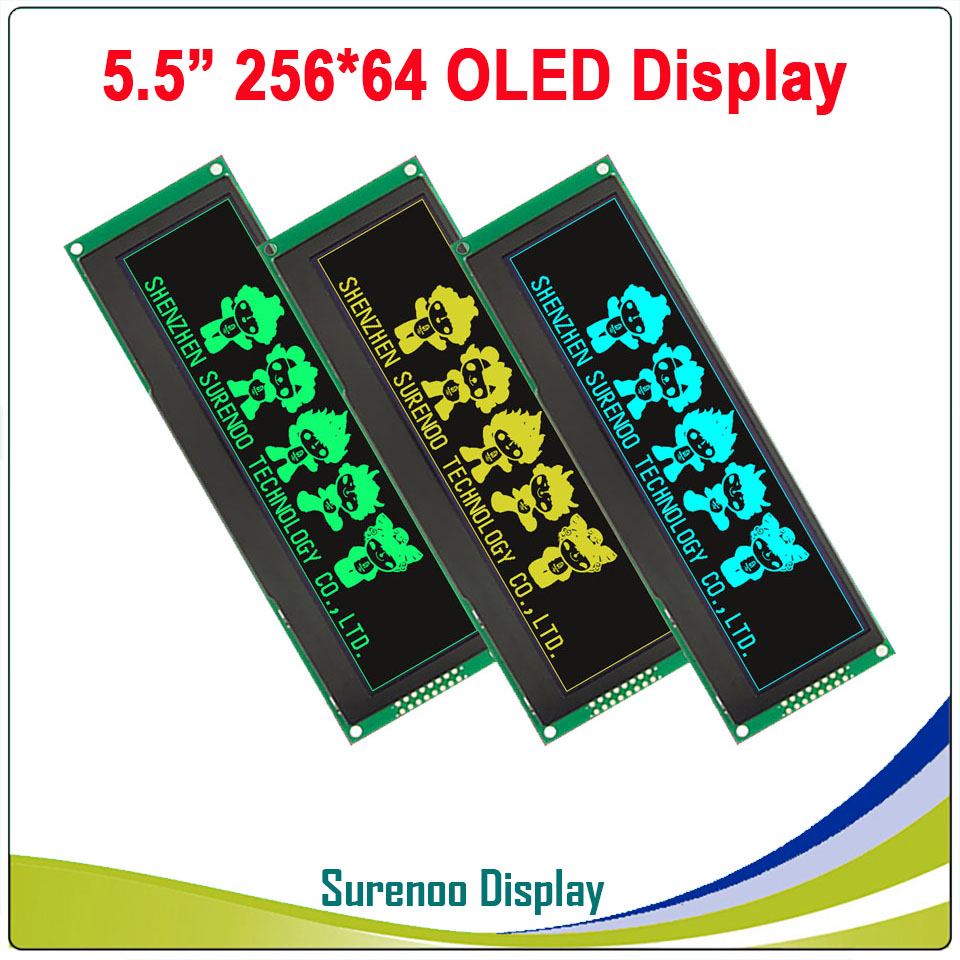 Real OLED Display, 5.5