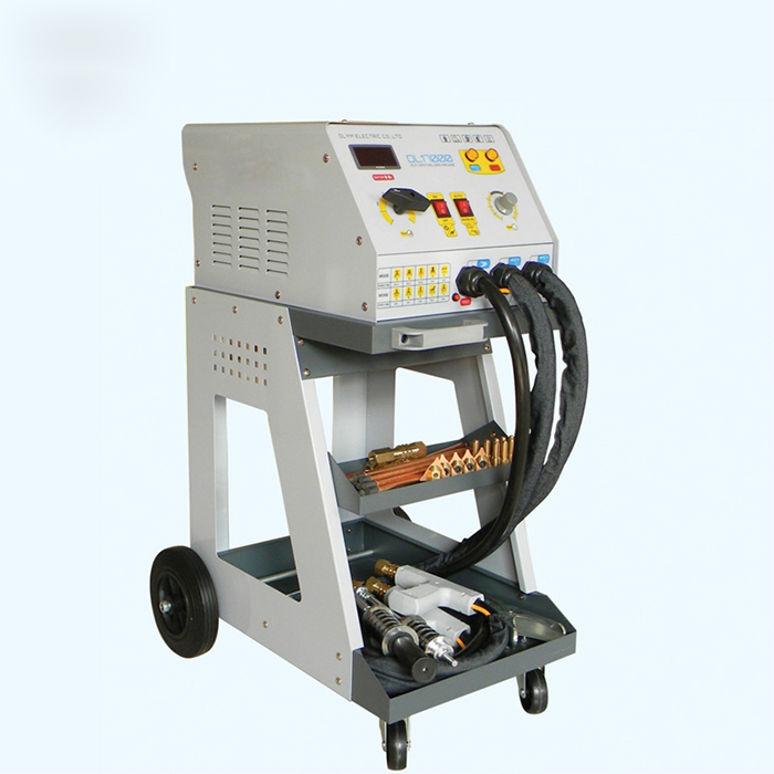 Coche apariencia máquina de reparación de Meson máquina de lámina de metal reparación de la máquina de 380V