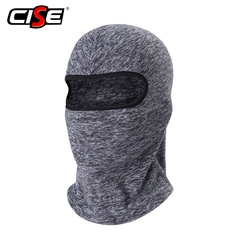 Fleece Hood Balaclava Thermal Warmer Face Mask for Cold Weather Winter Motorcycle Outdoor Sport Skiing Snowboard Cycling Hunting