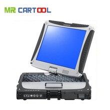 Dhl-freies Verschiffen 100% Hohe Qualität Toughbook CF19 CF-19 CF 19 Laptop Toughbook laptop CF 19