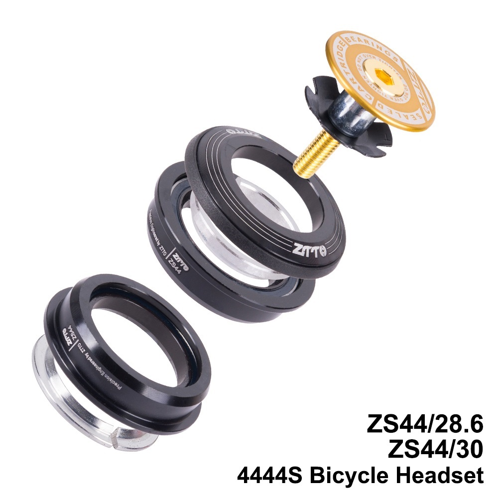 """CNC Headset Top Cap Stem Cover 1 1//8/""""Threadless Cycling MTB Mountain Bicycle"""