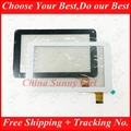 "20pcs/lot New  7"" inch touch screen Explay N1  Tablet replacement touch panel digitizer glass sensor fm700405kd"