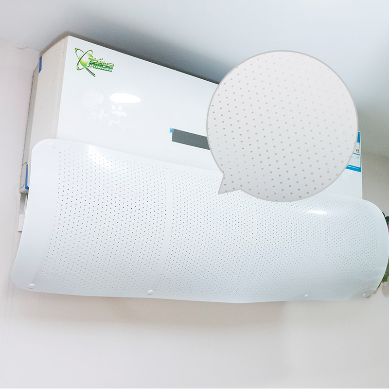 Vanzlife Filter Air Windshield Prevent Airco-inflation Universal Air-conditioner Cover Air-conditioning Climatiseur Decoration