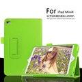 Caso de alta qualidade para o ipad mini 4 cover ultra fino caso esperto da tampa do caso protetor da pele para o ipad mini4 luxo Tablet