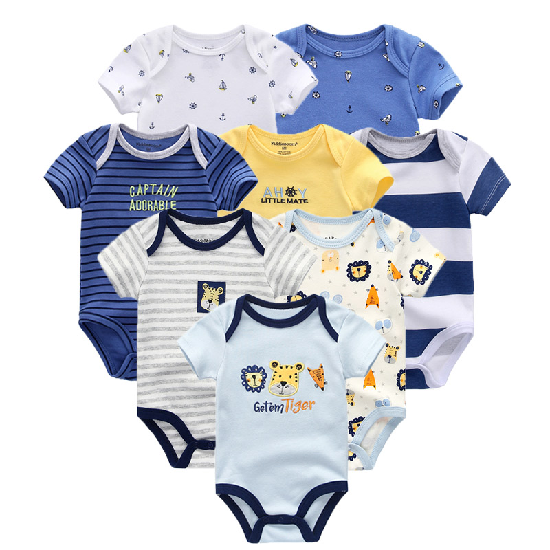 Baby Boy Rompers8907