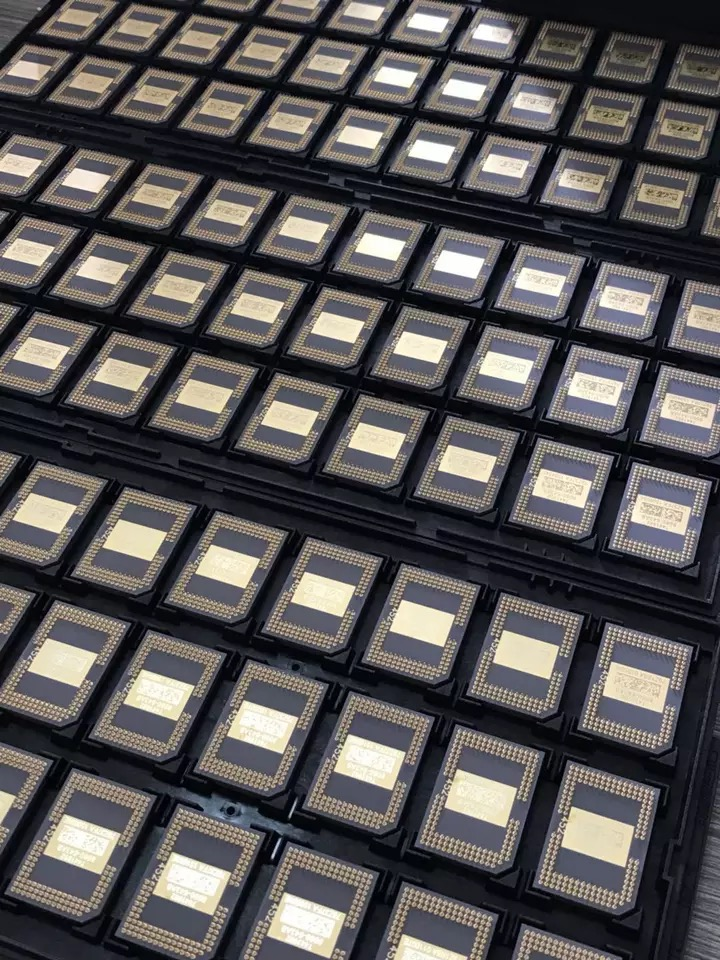 ZR Hot saless 8060 643AB DMD puce pour MS510/MP515/MP515ST/MP625P/MP525ST/MP515P/MP575 livraison gratuite-in Projecteur Ampoules from Electronique    1