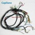 Всего vehile кабель провод линии для Suzuki motorcycle GN250 250cc ДП 250 электрический полное собрание запасных частей