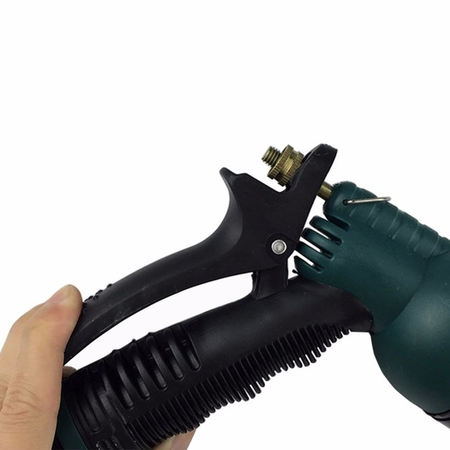 Hot Sale Multifunction 7 Pattern Water Nozzle Household Garden Car Wash Water Gun For Vehicle cleaning and Gardening Watering