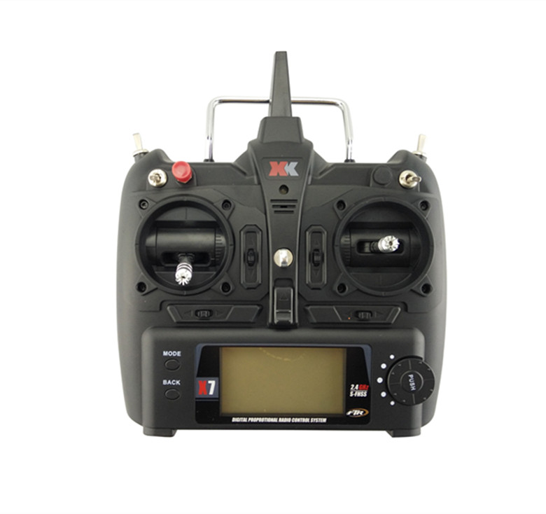 XK X251 RC Quadcopter Spare Parts X7 Transmitter Remote Controler XK.2.X7.001 remote control xk dhc 2 a600 rc airplane spare part plastic parts