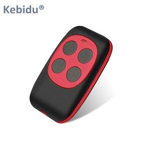 Image 4 - KEBIDU bezprzewodowy 433.92Mhz kod zdalnego sterowania klonowanie 4 przycisk dla bramy garaż drzwi Auto klucz powielacz otwieracz do butelek