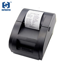 Pos тепловой 58 мм чековый принтер usb порт 589KU высокая производительность биллинга принтера китай печатная машина с гарантией на год