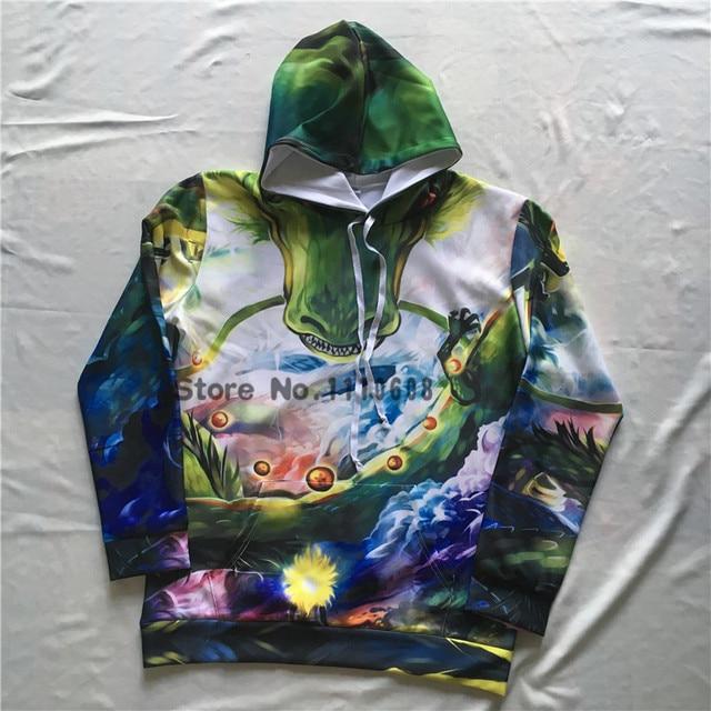 Dragon Ball Z 3D Printed Men Sweatshirt Hoodie