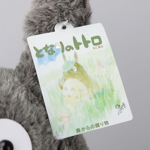 36cm My Neighbor Totoro with Leaf Large Super Soft Plush Toy Doll