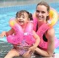 Bebé Niños Anillo de Natación Anillo de la Natación Del Flotador Flotadores Inflables Largos de la Piscina de Adultos Brazo Aprender a Nadar Aro de Corcho