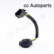 THROTTLE POSITION SENSOR 5 WIRES FOR VOLVO TRUCK FH 20504685 3171530 1063332