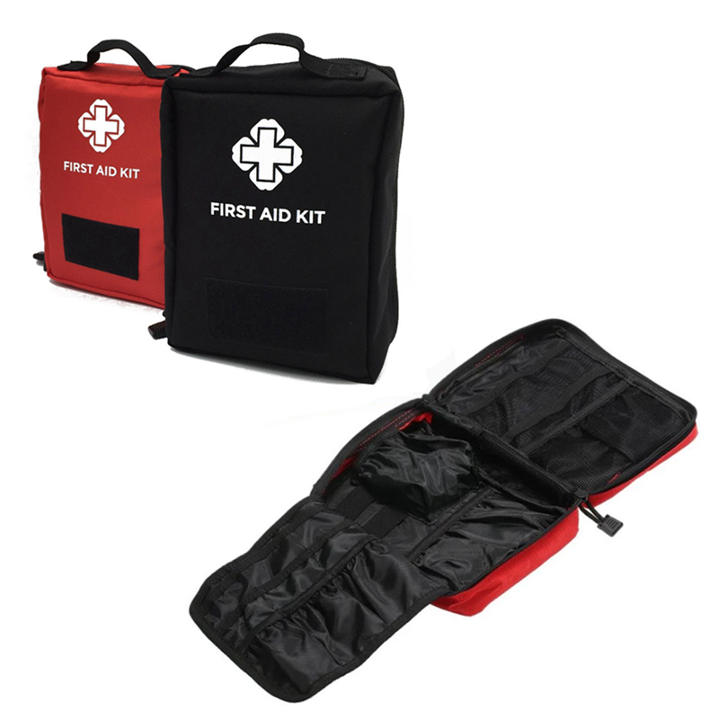 Emergency Kits Outdoor Multi-function Travel Medical Bag Tactical First Aid Kit Storage Bags Attachment Waist Pack Empty