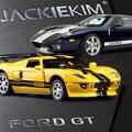 Высокое качество Спортивных гоночных автомобилей, высокая моделирования 1:32 масштаб сплава отступить cars, Ford GT модели, metal toys, бесплатная доставка
