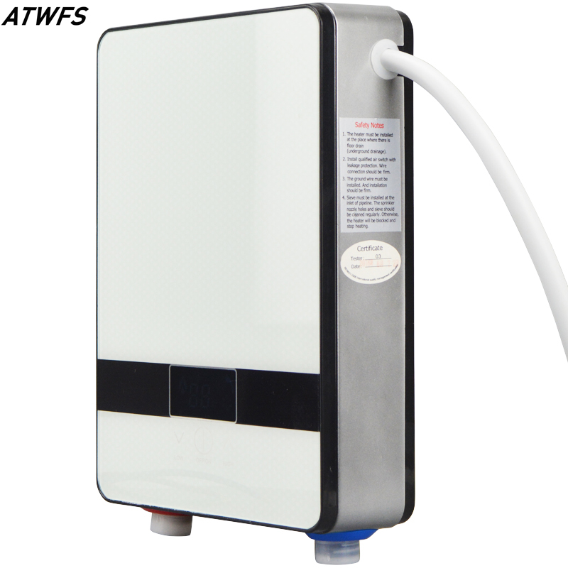 Aliexpress Com Buy New Instantaneous Water Heater 220v
