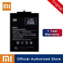 Xiao Mi 100% Original BM47 For Redmi 3 3S 3X 4X pro Hongmi S 4 X 4000mAh Real Capacity Rechargeable Phone Batteria Akku