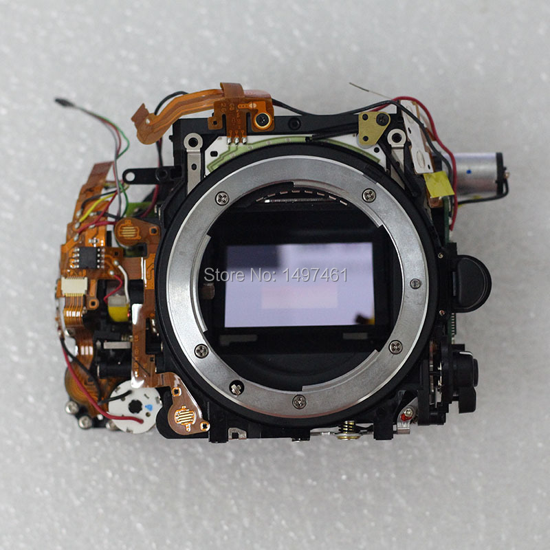 New Mirror box With Shutter group and Aperture group Repair parts For Nikon D600 D610 SLR