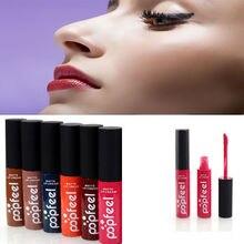 12 Pcs/Set Makeup Matte Velvet Lipstick Multicolor Long-lasting Waterproof Women Liquid Lips Natural Pigment Tint LipstickDFDF