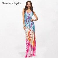 Women Bohemian Floral Floor Length Dress Maxi Bodycon Elegant Long Boho Chic Dresses 2018 Summer Plus