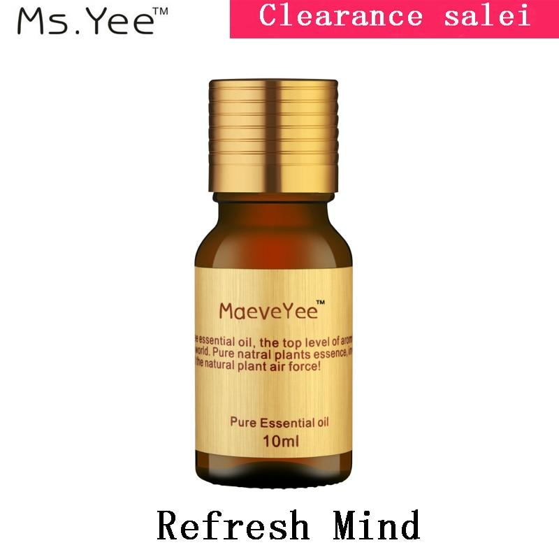 100% original natural compuesto de aceites esenciales calmante mente - Cuidado de la piel