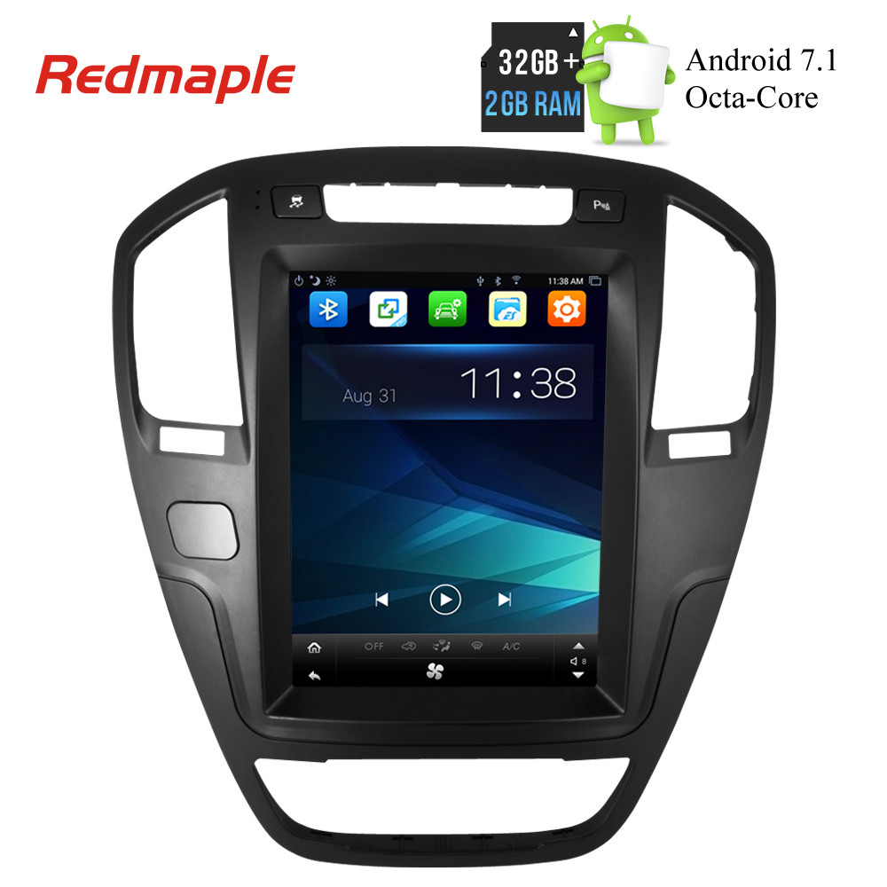 10.4Touch Screen Android 7.1 Car GPS Navigation Multimedia For Opel Insignia CD300 CD400 Regal Vauxhall 2009-2012 Auto Radio ирригатор candeon cd300