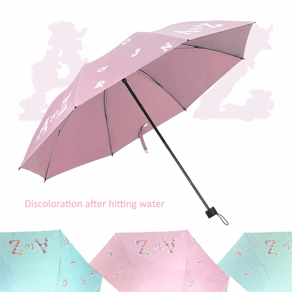 المطر والمطر الاستخدام المزدوج مظلة واقية من الشمس للطي واقية من الشمس مظلة الأشعة فوق البنفسجية 8 العظام المظلة بلايا شمسية شاطئ المظلات الوقوف يوم ممطر