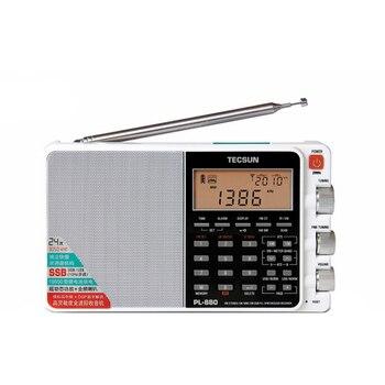 Радиоприемник TECSUN PL-880, FM/AM/LW/SW, SSB 2