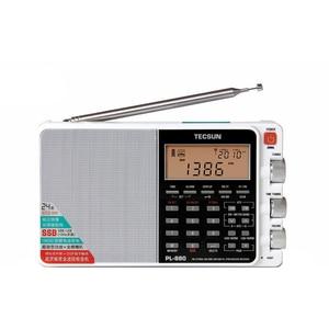 Image 2 - TECSUN PL 880 Portable Radio Full Band with LW/SW/MW SSB PLL Modes FM (64 108mHz) 87.5 108 MHz (Germany) Internet Stereo Radio