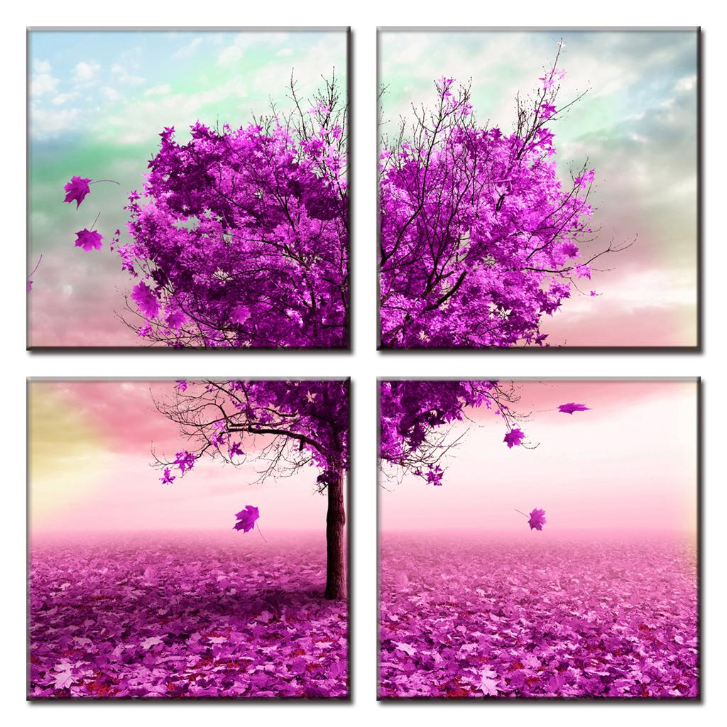 Aliexpress.com : Buy 4 Pcs/Set Artist Canvas Prints Heart
